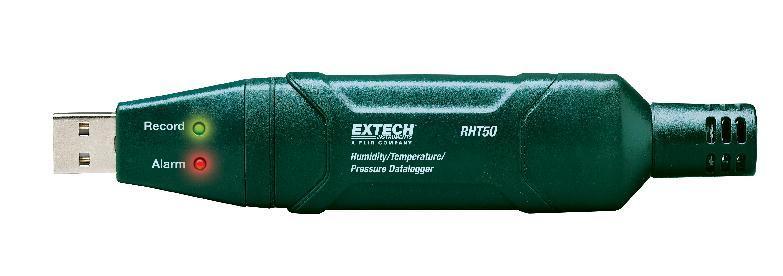 Low Pressure Data Logger : Pen style usb humidity temperature pressure data logger