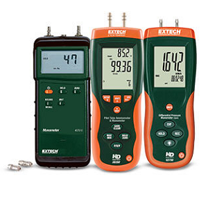 Pressure Meters/Manometers